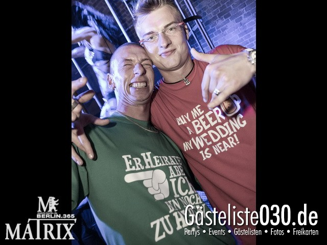 https://www.gaesteliste030.de/Partyfoto #66 Matrix Berlin vom 27.06.2012