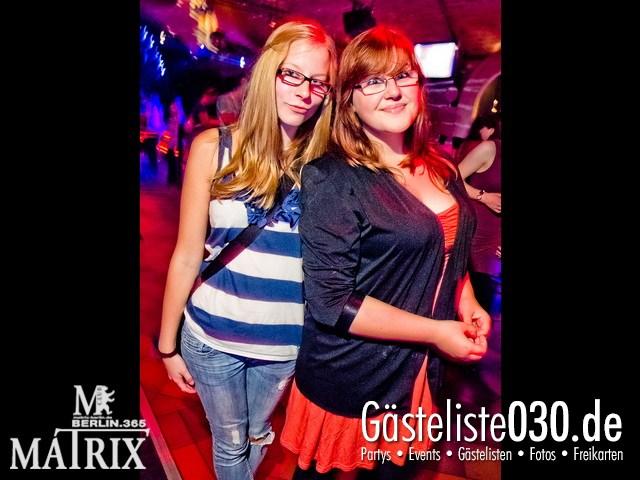 https://www.gaesteliste030.de/Partyfoto #33 Matrix Berlin vom 27.06.2012