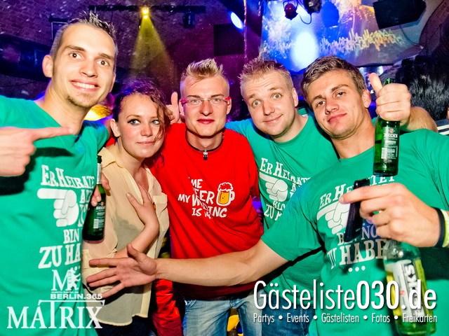 https://www.gaesteliste030.de/Partyfoto #131 Matrix Berlin vom 27.06.2012