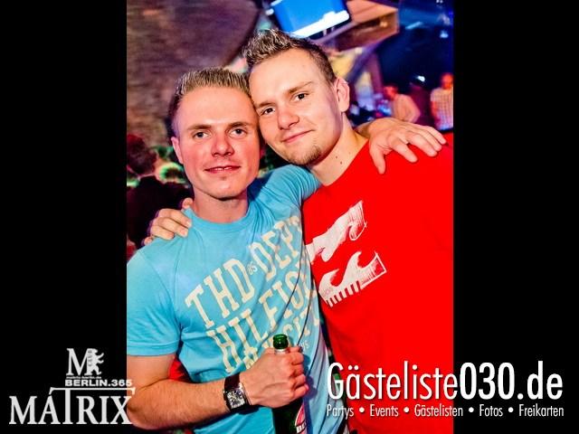 https://www.gaesteliste030.de/Partyfoto #126 Matrix Berlin vom 27.06.2012