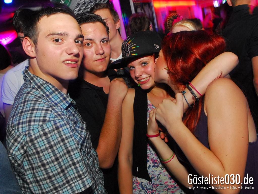 Partyfoto #49 Q-Dorf 04.07.2012 Abi Maniac
