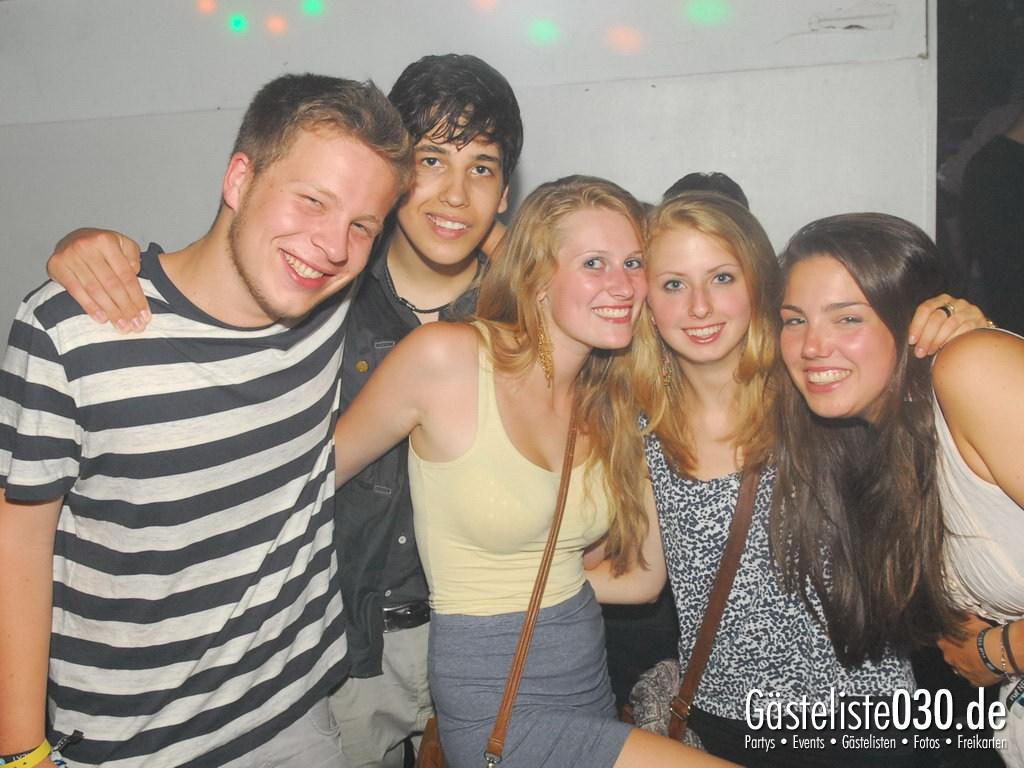 Partyfoto #75 Q-Dorf 04.07.2012 Abi Maniac