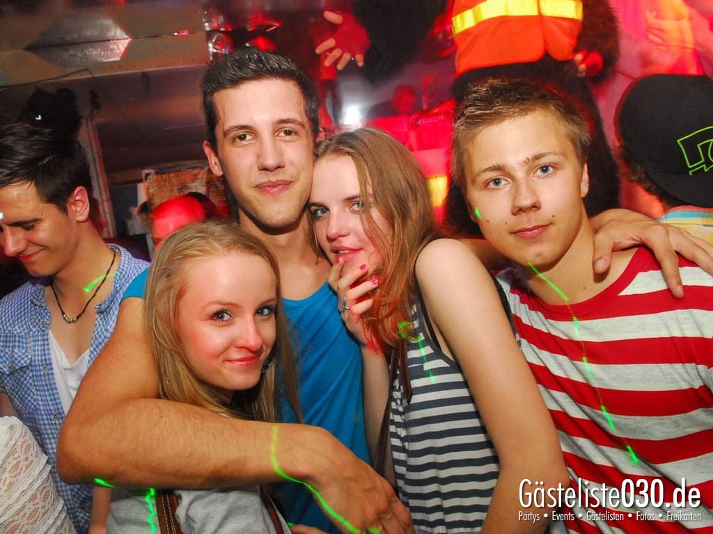 Partyfoto #48 Q-Dorf 04.07.2012 Abi Maniac