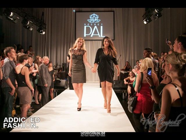 "Partypics Spindler & Klatt 07.07.2012 NACHTIMPULS & secret Pal sind ""Addicted To Fashion"""