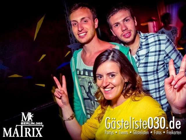 https://www.gaesteliste030.de/Partyfoto #30 Matrix Berlin vom 18.05.2013
