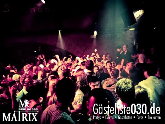 https://www.gaesteliste030.de/Partyfoto #125 Matrix Berlin vom 18.05.2013