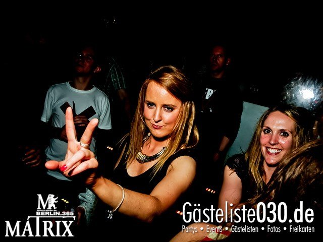 https://www.gaesteliste030.de/Partyfoto #97 Matrix Berlin vom 18.05.2013