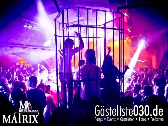 https://www.gaesteliste030.de/Partyfoto #4 Matrix Berlin vom 18.05.2013