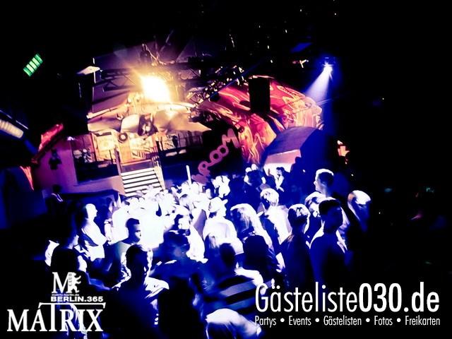 https://www.gaesteliste030.de/Partyfoto #88 Matrix Berlin vom 18.05.2013