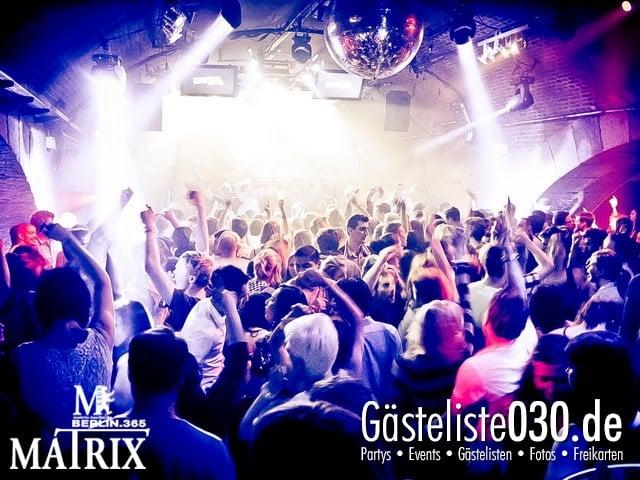 https://www.gaesteliste030.de/Partyfoto #11 Matrix Berlin vom 18.05.2013