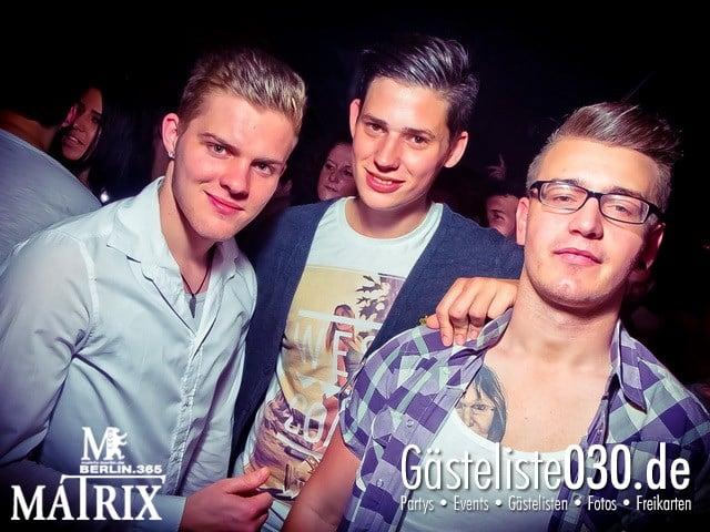 https://www.gaesteliste030.de/Partyfoto #32 Matrix Berlin vom 18.05.2013