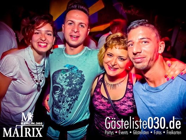 https://www.gaesteliste030.de/Partyfoto #36 Matrix Berlin vom 18.05.2013