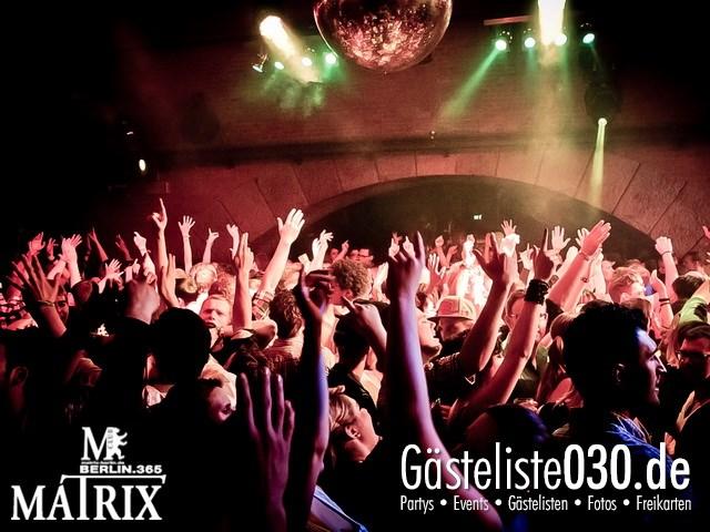 https://www.gaesteliste030.de/Partyfoto #64 Matrix Berlin vom 18.05.2013