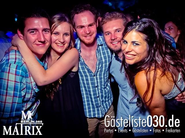 https://www.gaesteliste030.de/Partyfoto #108 Matrix Berlin vom 18.05.2013