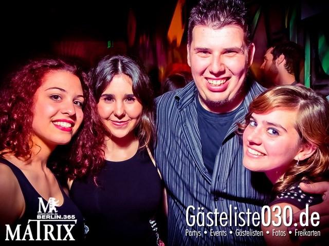 https://www.gaesteliste030.de/Partyfoto #127 Matrix Berlin vom 18.05.2013