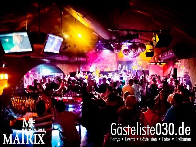 https://www.gaesteliste030.de/Partyfoto #109 Matrix Berlin vom 18.05.2013