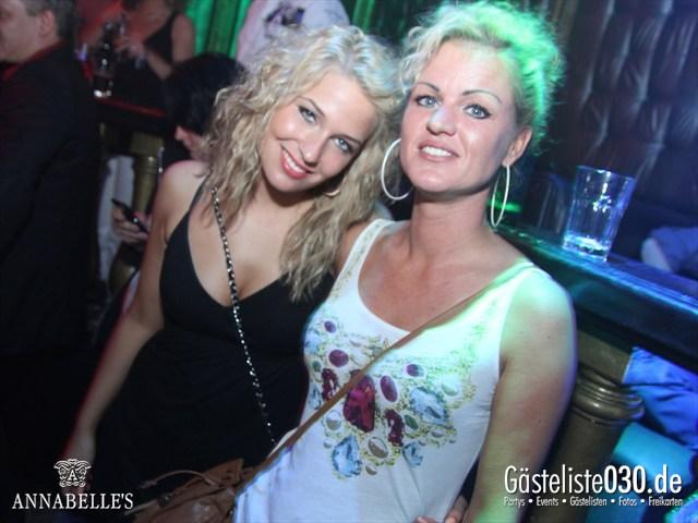 https://www.gaesteliste030.de/Partyfoto #11 Annabelle's Berlin vom 23.06.2012