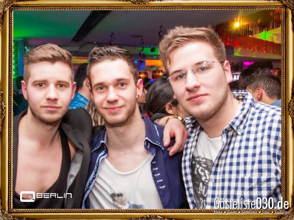 Partyfoto #215 Q-Dorf 05.04.2013 Friday Bang: Mädelsabend mit Melanie (Der Bachelor)