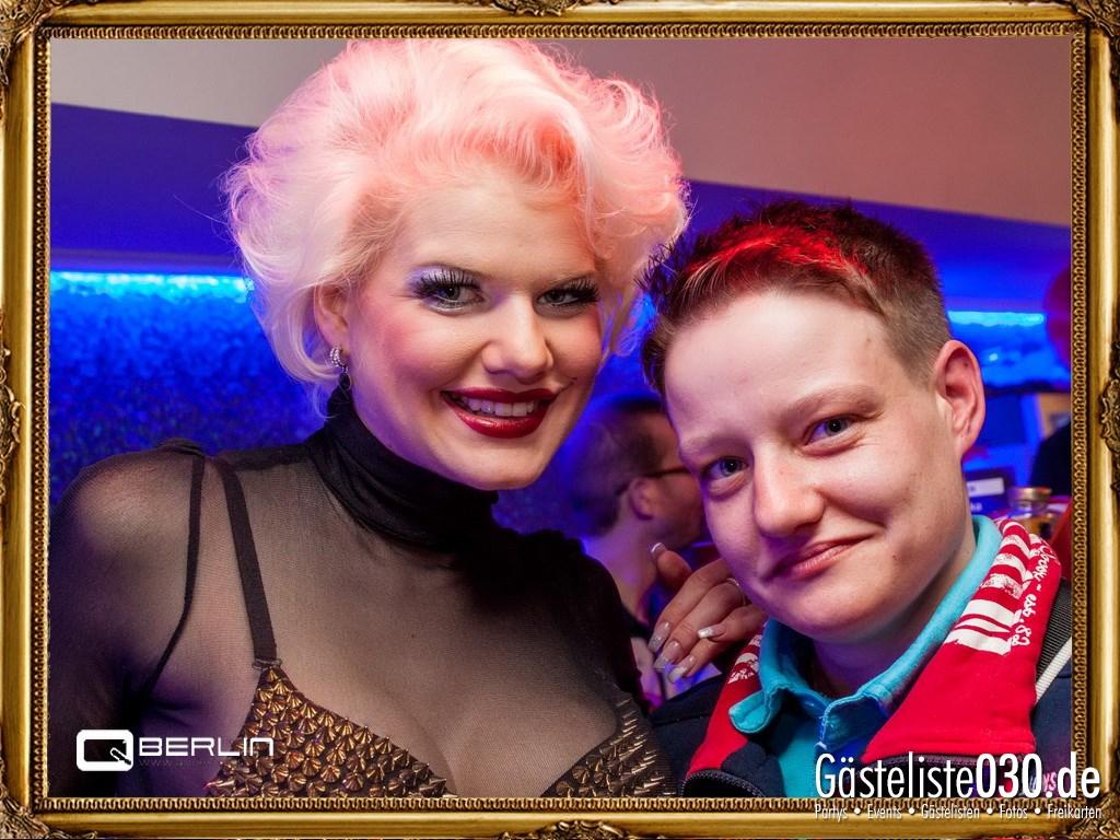 Partyfoto #268 Q-Dorf 05.04.2013 Friday Bang: Mädelsabend mit Melanie (Der Bachelor)