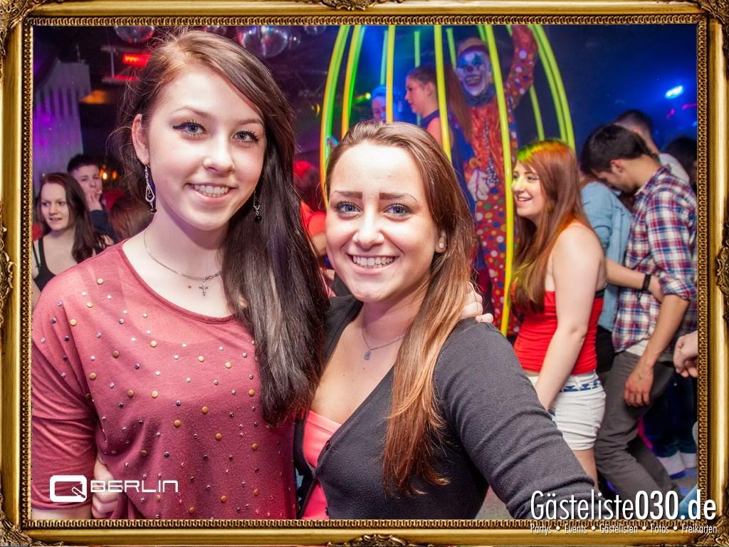 Partyfoto #237 Q-Dorf 05.04.2013 Friday Bang: Mädelsabend mit Melanie (Der Bachelor)