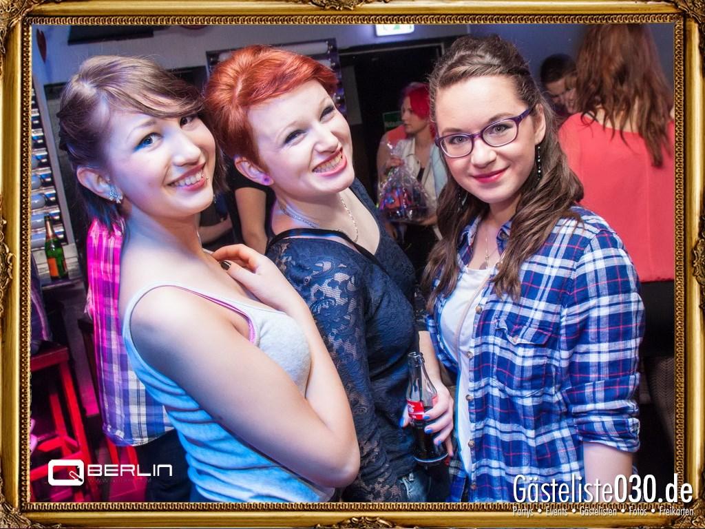 Partyfoto #214 Q-Dorf 05.04.2013 Friday Bang: Mädelsabend mit Melanie (Der Bachelor)