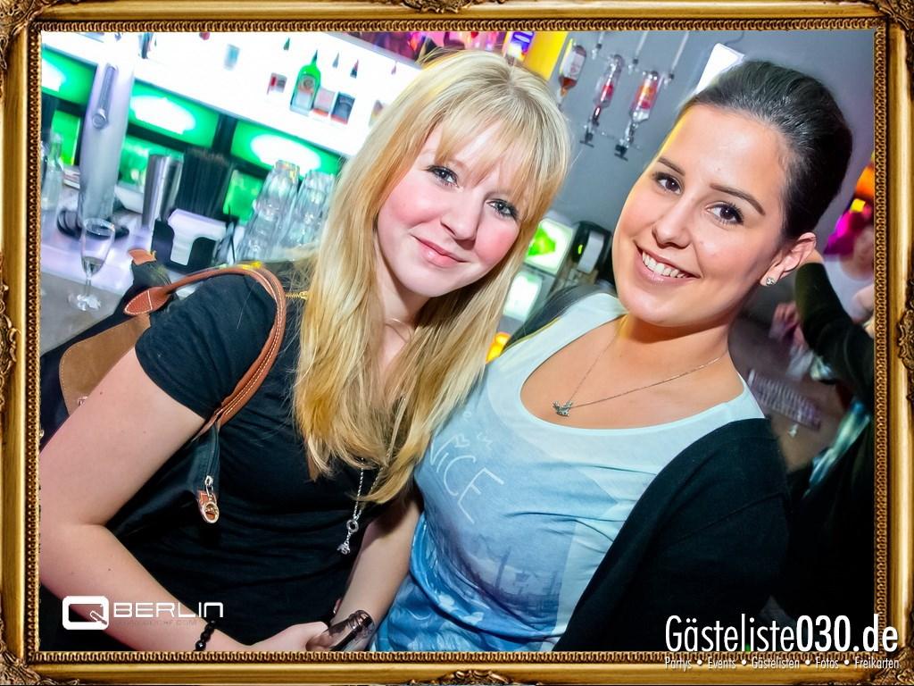 Partyfoto #239 Q-Dorf 05.04.2013 Friday Bang: Mädelsabend mit Melanie (Der Bachelor)