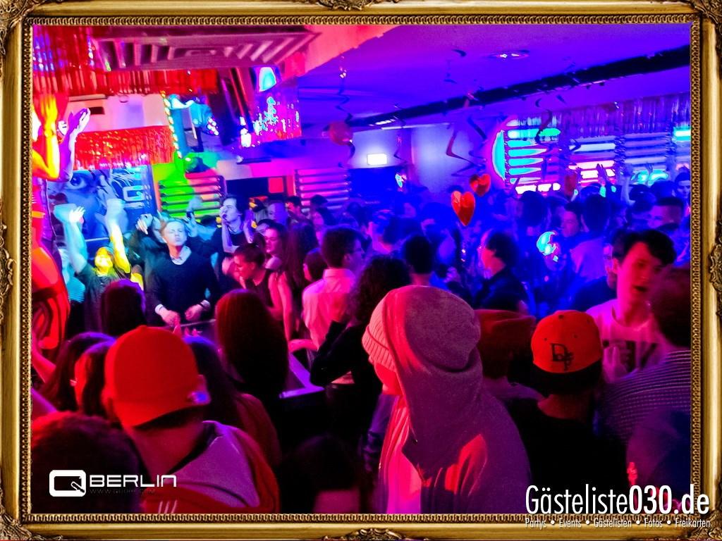 Partyfoto #220 Q-Dorf 05.04.2013 Friday Bang: Mädelsabend mit Melanie (Der Bachelor)