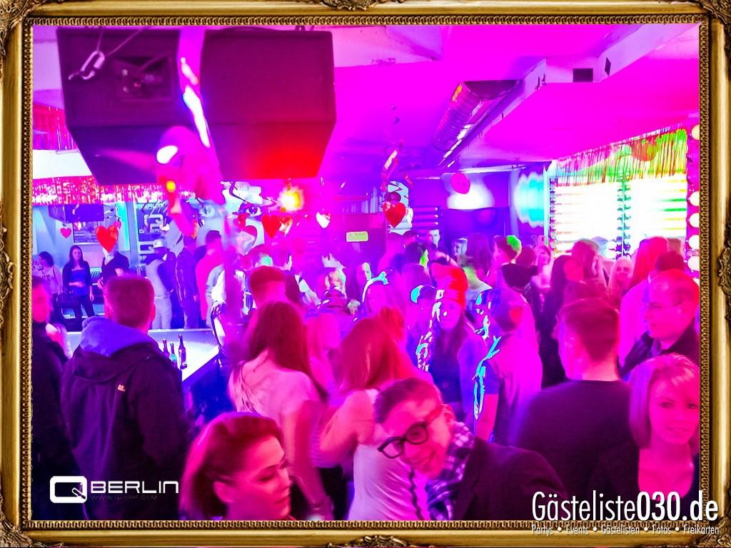 Partyfoto #254 Q-Dorf 05.04.2013 Friday Bang: Mädelsabend mit Melanie (Der Bachelor)