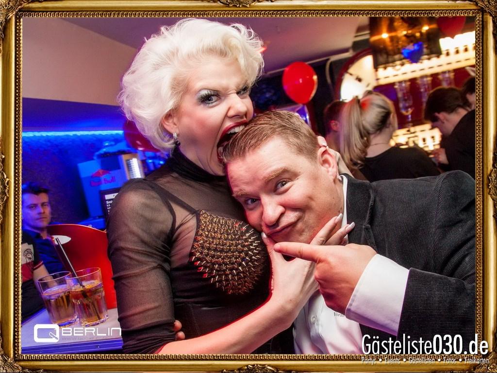 Partyfoto #259 Q-Dorf 05.04.2013 Friday Bang: Mädelsabend mit Melanie (Der Bachelor)