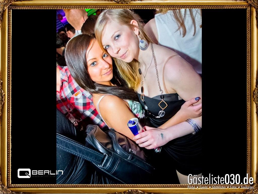 Partyfoto #242 Q-Dorf 05.04.2013 Friday Bang: Mädelsabend mit Melanie (Der Bachelor)