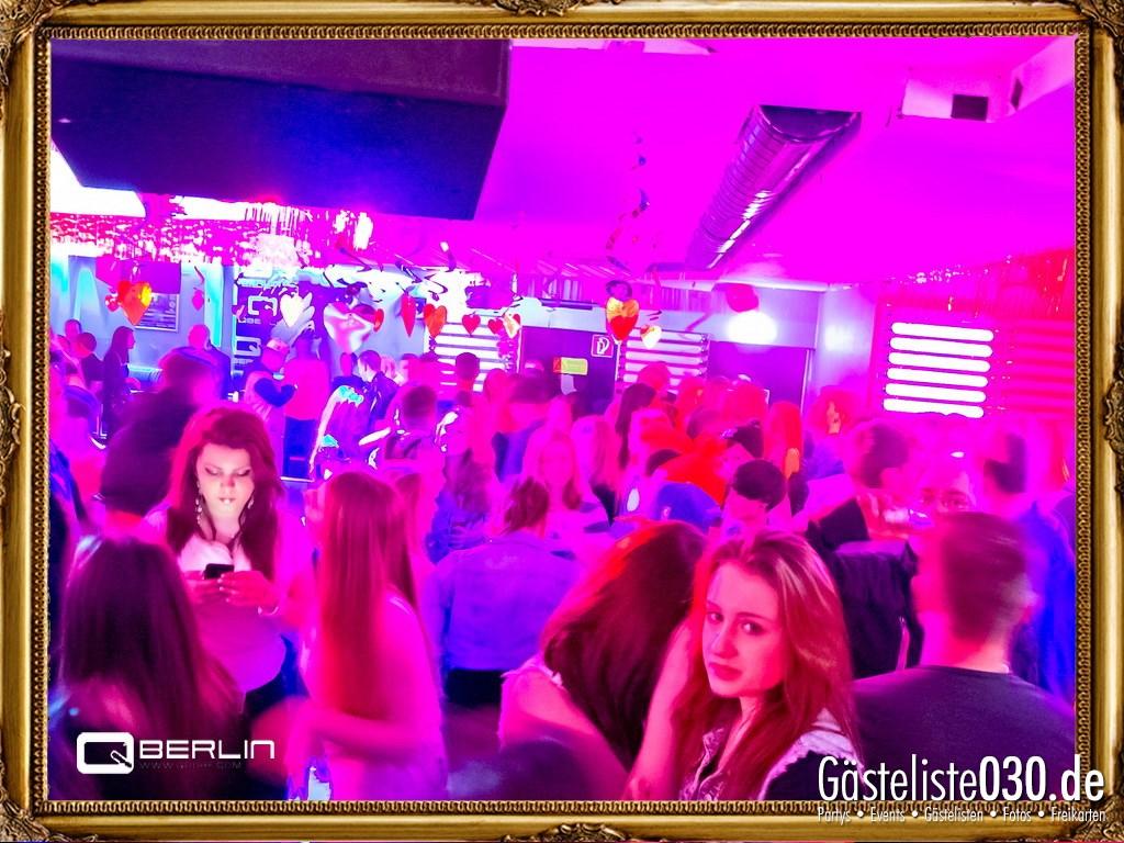 Partyfoto #273 Q-Dorf 05.04.2013 Friday Bang: Mädelsabend mit Melanie (Der Bachelor)