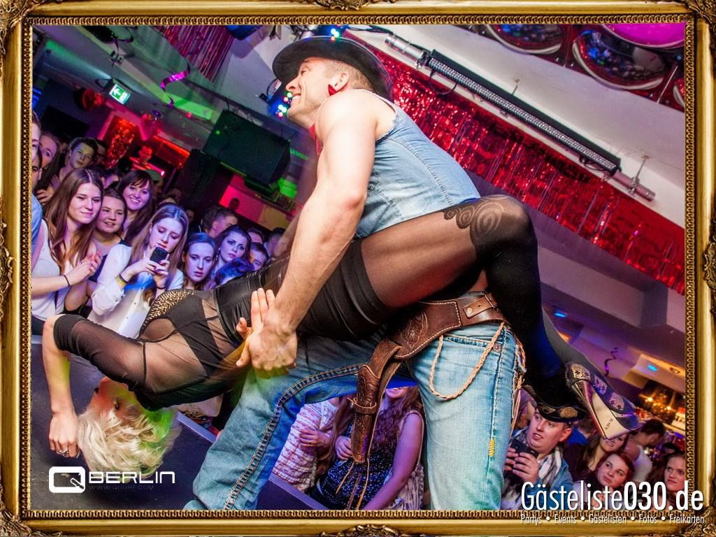 Partyfoto #278 Q-Dorf 05.04.2013 Friday Bang: Mädelsabend mit Melanie (Der Bachelor)