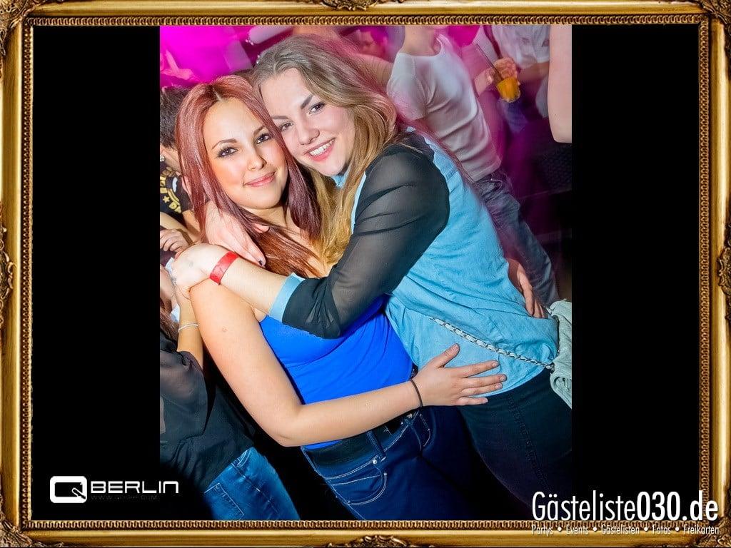 Partyfoto #205 Q-Dorf 05.04.2013 Friday Bang: Mädelsabend mit Melanie (Der Bachelor)