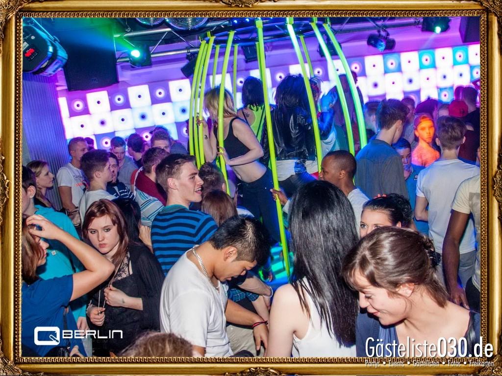 Partyfoto #260 Q-Dorf 05.04.2013 Friday Bang: Mädelsabend mit Melanie (Der Bachelor)
