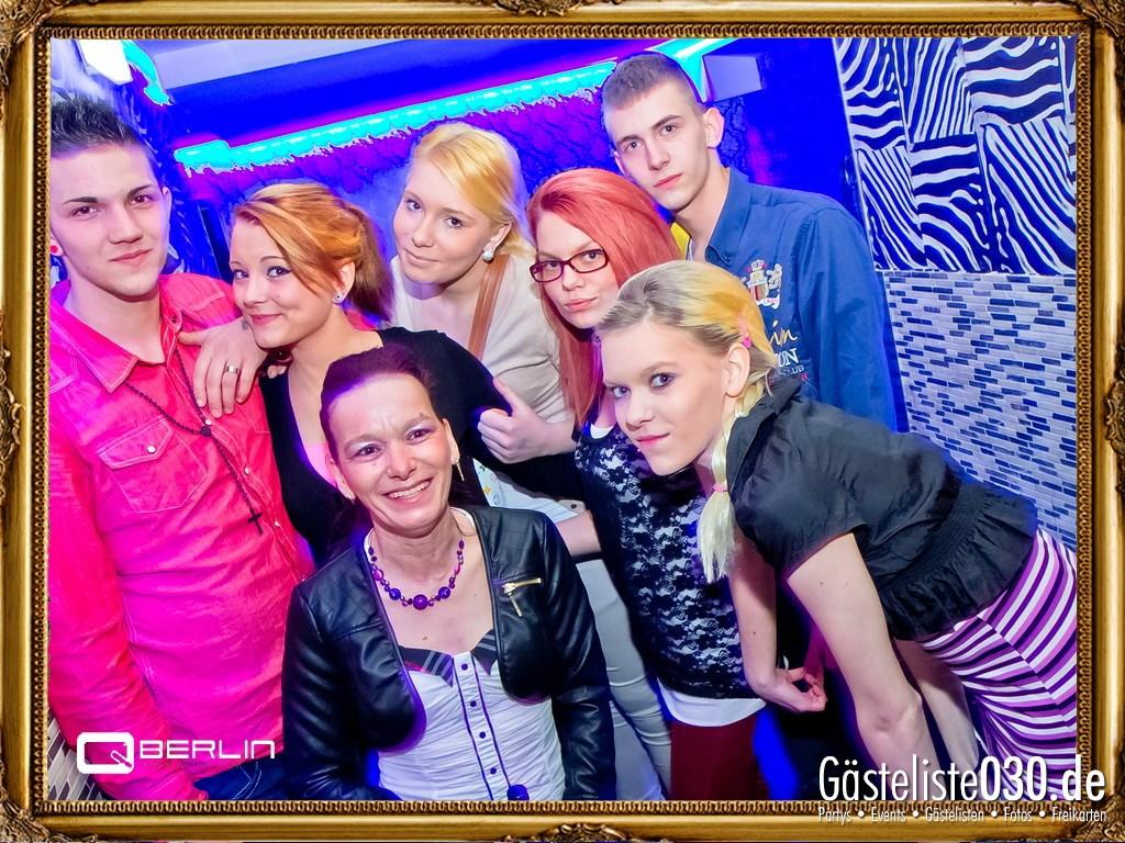 Partyfoto #265 Q-Dorf 05.04.2013 Friday Bang: Mädelsabend mit Melanie (Der Bachelor)