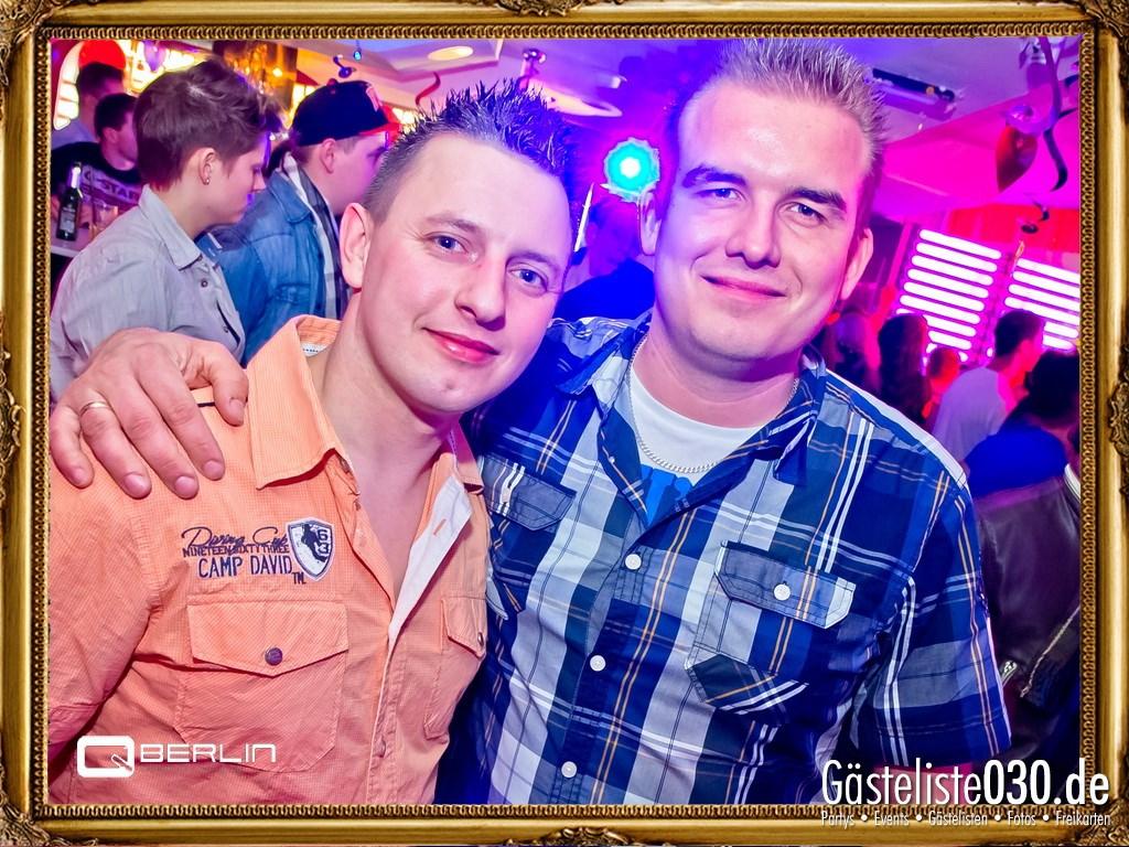 Partyfoto #224 Q-Dorf 05.04.2013 Friday Bang: Mädelsabend mit Melanie (Der Bachelor)