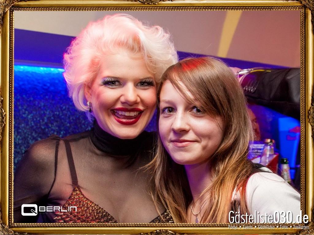 Partyfoto #256 Q-Dorf 05.04.2013 Friday Bang: Mädelsabend mit Melanie (Der Bachelor)
