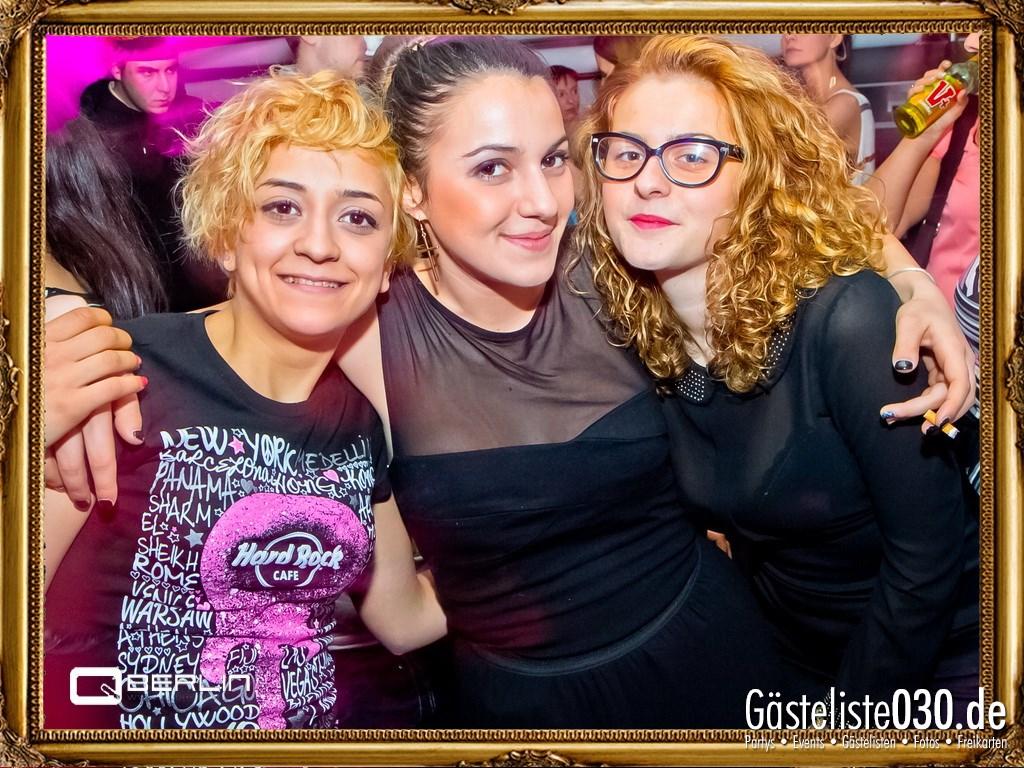 Partyfoto #193 Q-Dorf 05.04.2013 Friday Bang: Mädelsabend mit Melanie (Der Bachelor)