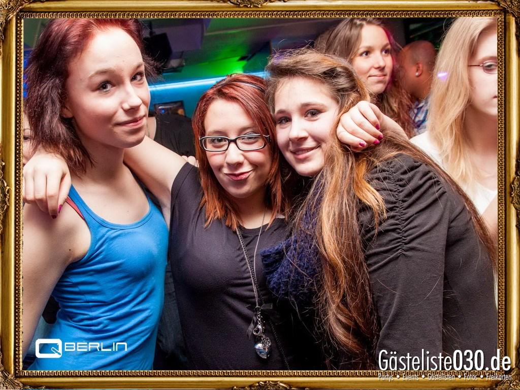 Partyfoto #234 Q-Dorf 05.04.2013 Friday Bang: Mädelsabend mit Melanie (Der Bachelor)