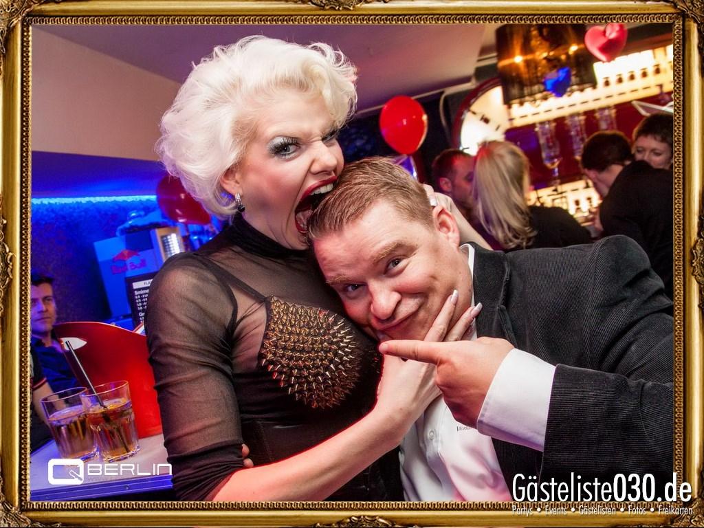 Partyfoto #201 Q-Dorf 05.04.2013 Friday Bang: Mädelsabend mit Melanie (Der Bachelor)