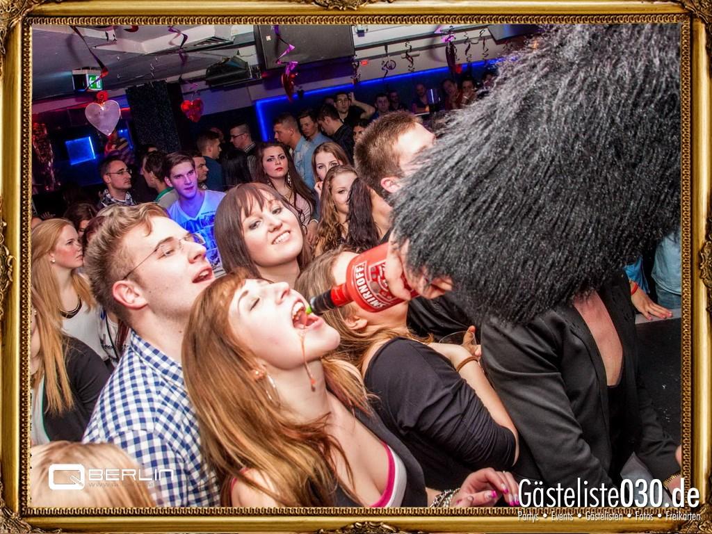 Partyfoto #200 Q-Dorf 05.04.2013 Friday Bang: Mädelsabend mit Melanie (Der Bachelor)
