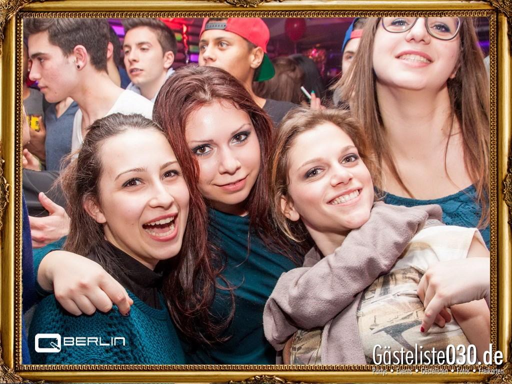 Partyfoto #191 Q-Dorf 05.04.2013 Friday Bang: Mädelsabend mit Melanie (Der Bachelor)