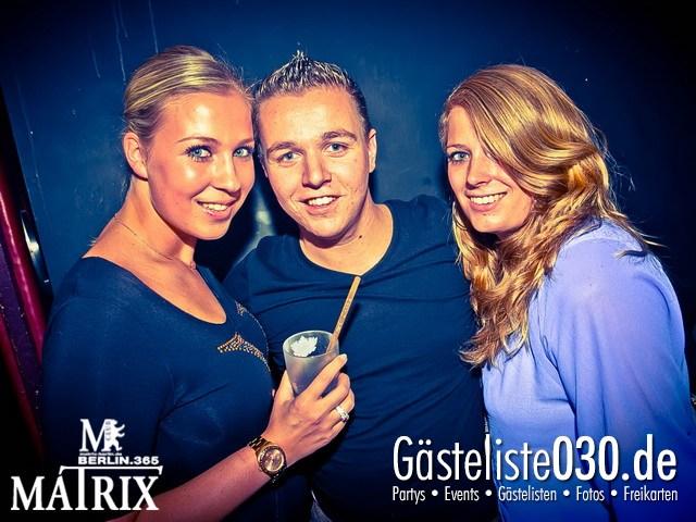 https://www.gaesteliste030.de/Partyfoto #118 Matrix Berlin vom 07.11.2012
