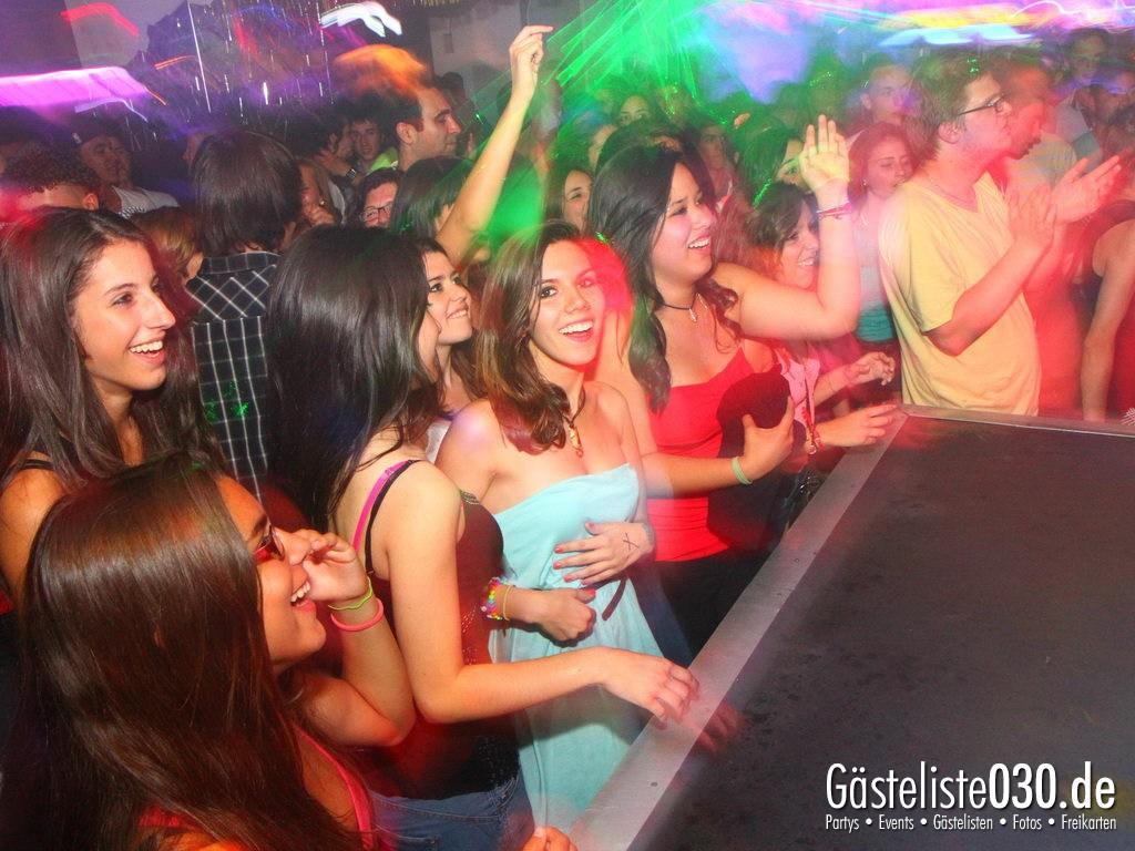 Partyfoto #75 Q-Dorf 15.06.2012 Pink!