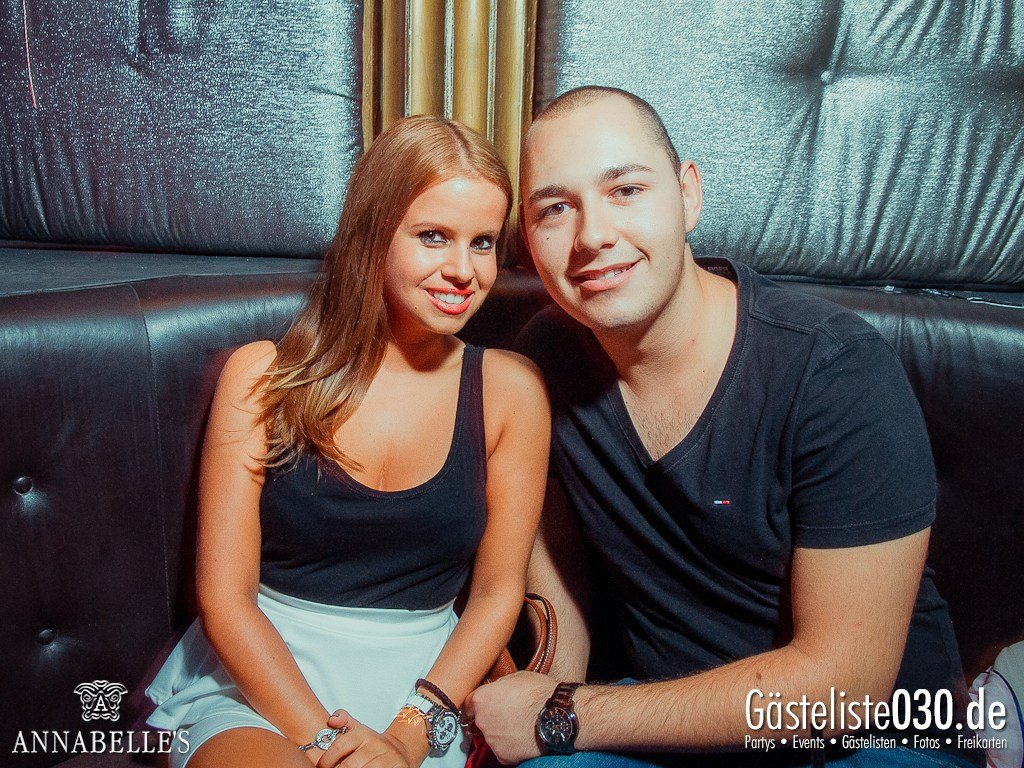 Partyfoto #51 Annabelle's 11.08.2012 EKSTAZA Welcome Back Summer Party