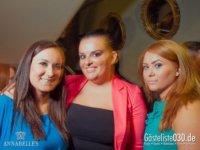 https://www.gaesteliste030.de/Partyfoto #36 Annabelle's Berlin vom 11.08.2012