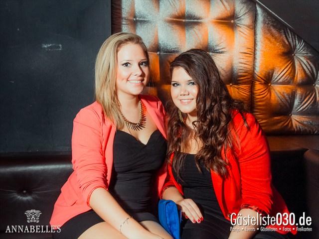 https://www.gaesteliste030.de/Partyfoto #3 Annabelle's Berlin vom 11.08.2012