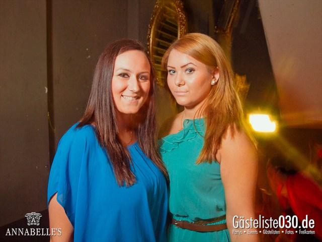 https://www.gaesteliste030.de/Partyfoto #35 Annabelle's Berlin vom 11.08.2012