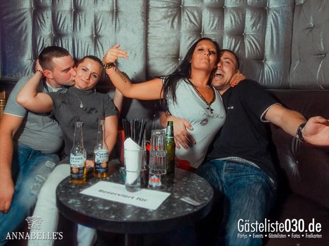 https://www.gaesteliste030.de/Partyfoto #31 Annabelle's Berlin vom 11.08.2012