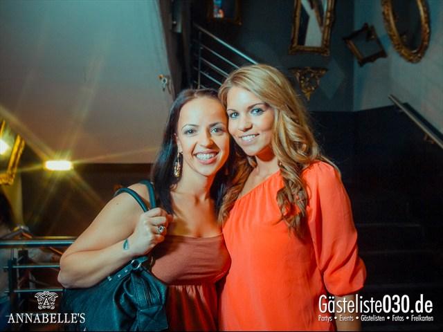 https://www.gaesteliste030.de/Partyfoto #5 Annabelle's Berlin vom 11.08.2012